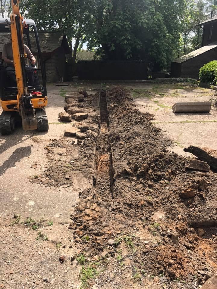 Digging Drains 03